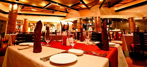 Villa del Palmar Cancun Restaurants